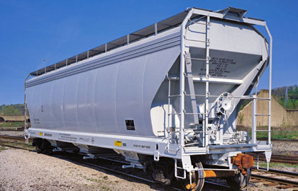 hopper cars available for lease